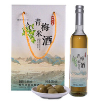 同里紅 水映江南 青梅米酒 6瓶裝