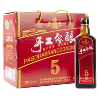 塔牌 紹興黃酒 五年手工冬釀 500ml*8瓶 *2件