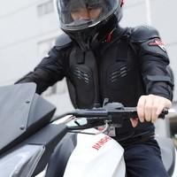 PRO-BIKER摩托車服 四季通用騎行服 摩托車裝備 防摔服賽車機車護甲衣越野賽車 3XL(175高150斤左右) *2件