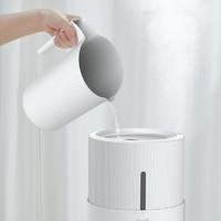 德爾瑪加濕器家用大容量靜音臥室孕婦嬰兒空調凈化空氣迷你香薰