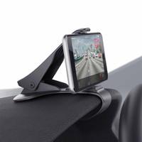 Ficarsi 斐佧思 汽車儀表臺HUD直視式手機車載支架卡扣式手機導航支架