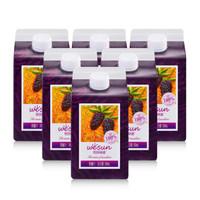 陽光味道桑果汁飲料整箱 100桑椹汁500ml*6盒果蔬汁 *3件