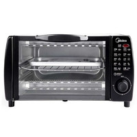 Midea/美的 MT10NE-AA升級版 電烤箱 家用迷你 多功能烘焙