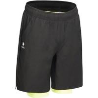 DECATHLON 迪卡儂 男士網球雙層保暖短褲