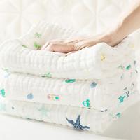 A類純棉!超柔吸水小被蓋毯嬰兒浴巾