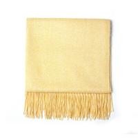 Canarie素色安哥拉絨保暖圍巾
