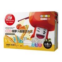 FangGuang 方廣 兒童營養面條 胡蘿卜蔬菜味 300g *5件