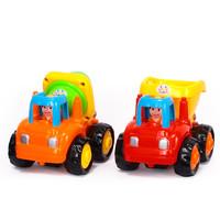 匯樂玩具 慣性工程車 *2件