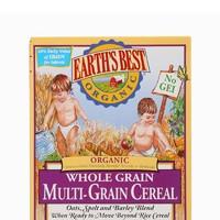 EARTH'S BEST 世界最好 有機混合谷物高鐵營養米粉 3段 227g*4包 *2件