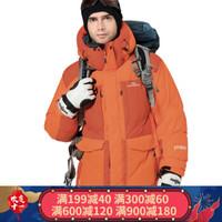 HIGHROCK天石冬季800蓬加厚中長款羽絨服防風F18013