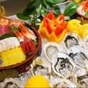 吃貨福利 : 熟醉蟹+佛跳墻+生蠔+鵝肝!上海衡山路十二號豪華精選酒店自助晚餐