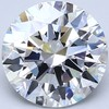 Blue Nile 2.51克拉 圆形切割钻石(切工EX,成色E,净度VVS2)