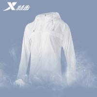 XTEP 特步 882328129100 女士薄款防風衣