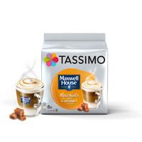Tassimo膠囊咖啡 麥斯威爾 焦糖風味瑪奇朵咖啡 8杯/盒 *2件