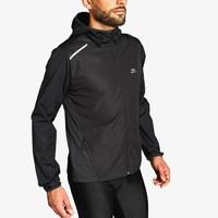 DECATHLON 迪卡儂 8504184 男式 跑步運動防風帽衫夾克