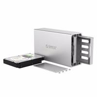 ORICO 奧睿科 WS200RU3 磁盤陣列盒陣列柜 USB3.0 雙盤位