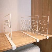 創意滿屋 衣柜隔層架 3個裝