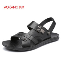 AOKANG 奧康 185618058 男式涼鞋