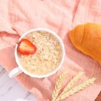 LOWAN 澳洲原裝進口 麩皮全麥 快熟麥片 營養代餐1kg