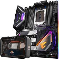 GIGABYTE 技嘉 X399 AORUS XTREME 主板   AMD 銳龍 2970X 板U套裝