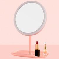 JPQ 帶燈臺式化妝鏡