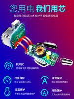 車載充電器快充汽車用一拖二USB口車充點煙器轉換插頭多功能閃充