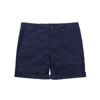 Calvin Klein Jeans 女士休閑牛仔短褲 海軍藍 *2件