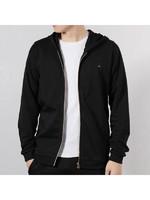 Adidas阿迪達斯NEO男裝春季運動服休閑連帽外套EA0323 S EA0323黑色