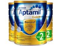 Aptamil 愛他美 金裝嬰幼兒奶粉2段 900g