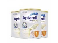 澳洲Aptamil愛他美 白金版嬰幼兒配方奶粉 1段(0-6個月)900g