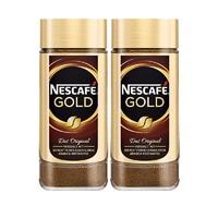 Nestlé 雀巢 德国版金牌咖啡 200g*2瓶