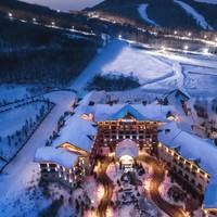 滑雪早鳥提前搶,一價滑雪娛樂全包含!長白山萬達威斯汀度假酒店1晚套餐