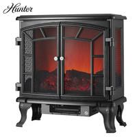 亨特(HUNTER)取暖器/家用壁爐電暖器/電暖氣/仿真火焰電暖柜 HTN-R20