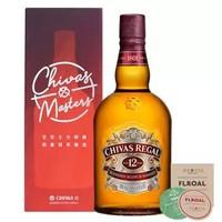 Chivas 芝華士 洋酒 12年 蘇格蘭 威士忌 1000ml