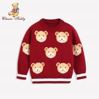 ClASSIC TEDDY精典泰迪 兒童毛衣