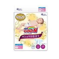 日本進口 大王(GOO.N)珍珠綿柔棉花糖系列紙尿褲 NB62片
