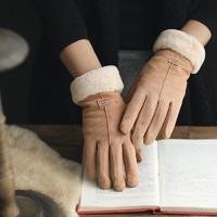 FUCHEMA    冬季保暖加絨手套
