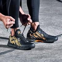安踏男鞋籃球鞋夏季新款運動鞋湯普森低幫KT2實戰戰靴