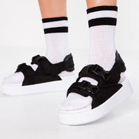 Puma 彪馬 Platform Slide YLM 19 女子沙灘鞋涼鞋 369424-01