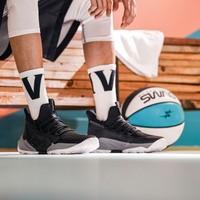 安踏男款籃球鞋2019新款時尚球鞋舒適運動男鞋