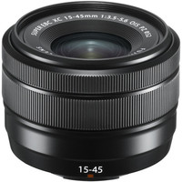 FUJIFILM 富士 15-45mm 相機鏡頭 黑色(拆機版)