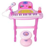 Peppa Pig 小豬佩奇 兒童玩具電子琴 *3件