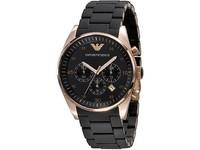 阿瑪尼(ARMANI)手表 時尚石英情侶手表 AR5905