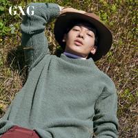 GXG GA120404E 南水小高領針織毛衣