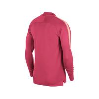 NIKE 耐克18-19賽季 894316-691 巴薩半拉鏈長袖套頭衫足球服