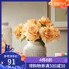 Harbor House美式陶瓷插花瓶客廳擺件干花器創意家居裝飾品bibury