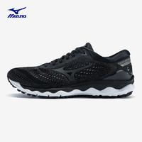 Mizuno美津濃運動休閑透氣男跑步鞋 WAVE SKY 3 J1GC190251