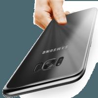 領先衛三星s8手機殼s10 保護套s9plus全包硬殼防摔超薄S9液態硅膠s8 透明玻璃個性創意原裝潮款軟限量版網紅