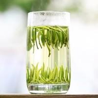 川紅 茶葉綠茶雀舌茶葉特級高山茶禮盒100克 *3件