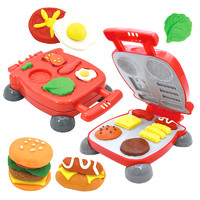 Artkids 藝啟樂 彩泥漢堡機玩具套裝 6色